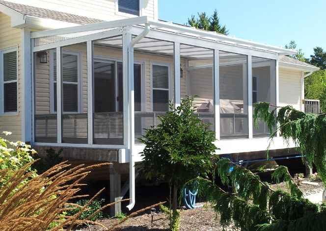 Natural Light Patio Covers Are Custom Fabricated To Fit Your Deck Or Patio  And Are Available In A Variety Of Styles To Suit Your Outdoor Space  Including: ...